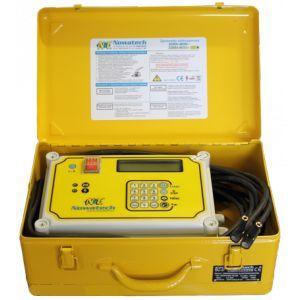 Nowatech ZEEN-800 PLUS (с функцией протоколирования, для сварки муфт Ø до 160 мм)